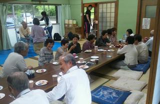 20110626足湯お茶会.jpg